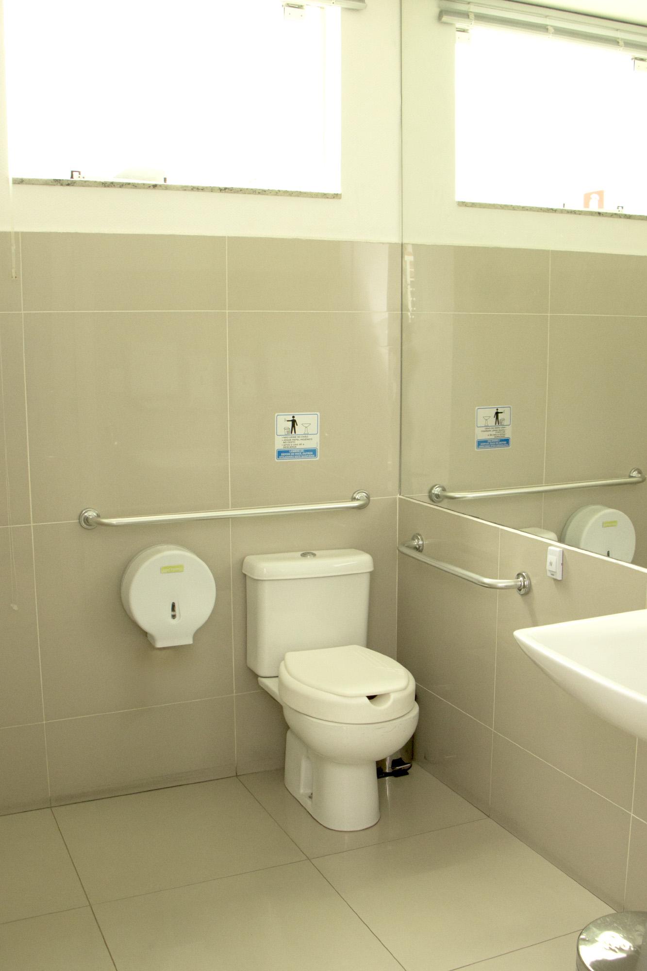 Banheiro CTO Indaiá