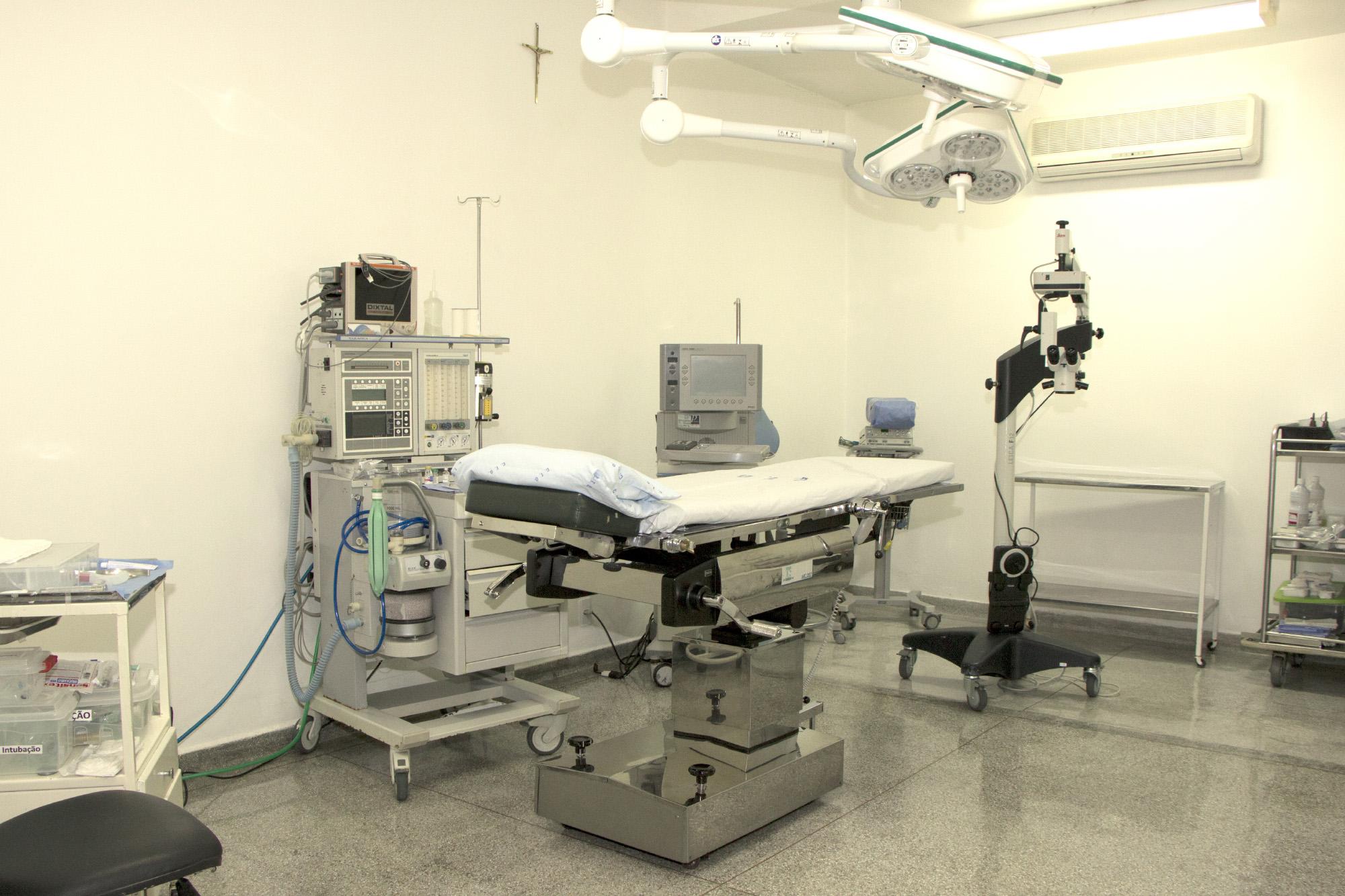 CTO Indaia - Centro Cirúrgico