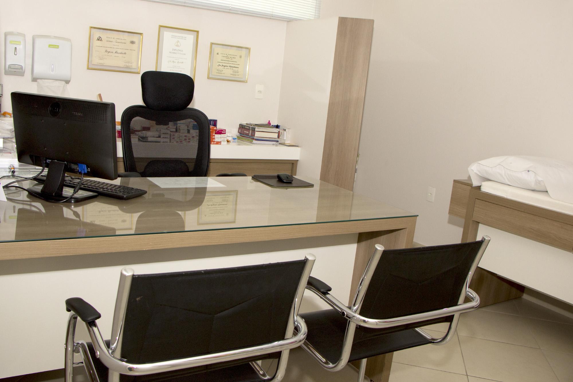 Consultório de Especialidades CTO Indaiá